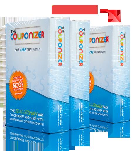 Couponizer – Buy 2 Get 1 Half Off