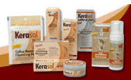 Free Sample of Kerasal Exfoliating Foot Ointment