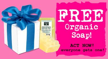 Free Organic Soap for Becoming a Fan of TeenFreeWay