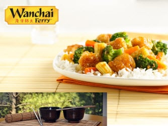 Give Away 2 – Win a Wanchai Ferry Kit w/ Two Free Item Coupons! WINNER