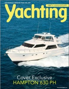 Free One Year Subscription to Yachting Magazine