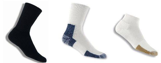 Amazon:  Thorlo Socks Buy 2 Get 2 Free + Free Shipping!