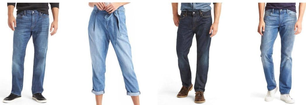 Gap: Extra 40% off Everything + Free Shipping + Gap Cash = Jeans $13 Shipped **Today Only**