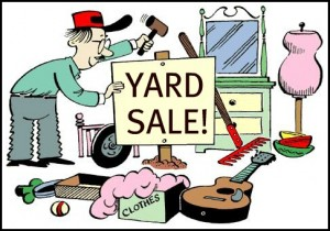 Need Extra Cash? Have a Yard Sale!