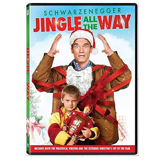 Jingle All the Way DVD Family Fun Edition Now .99