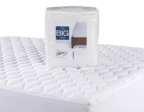 HUGE List of Kohl's Stacking Codes = The Big One Essential Mattress Pad $8.39 Shipped!
