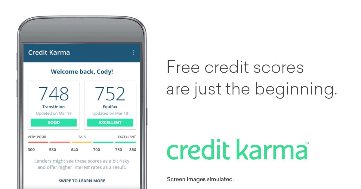 Credit Karma: Free Online Credit Scores - No Trial, Just FREE!