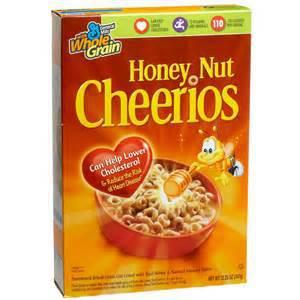 FREE Box of Cheerios After Rebate