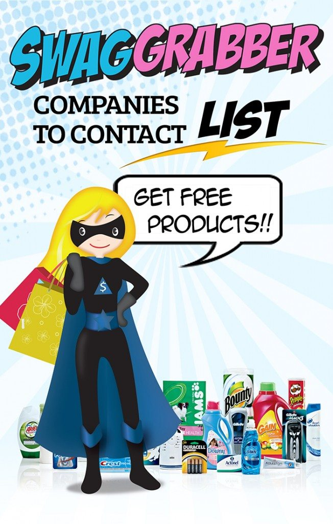 Want Free Stuff? Write Your Favorite Companies!