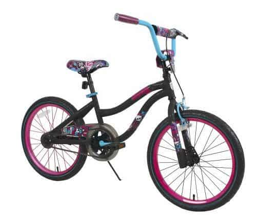 "20"" Monster High Girls Bike $50 Shipped (was $99)"