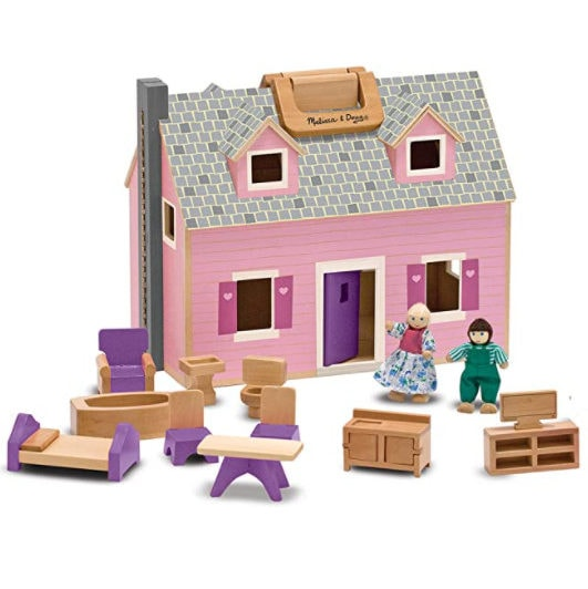 Melissa & Doug Fold & Go Dollhouse .79 (Was .99)