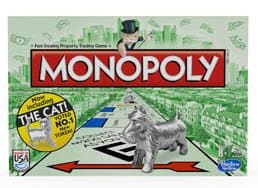 Walmart: Monopoly Game $8.77 w/ Free Pick Up