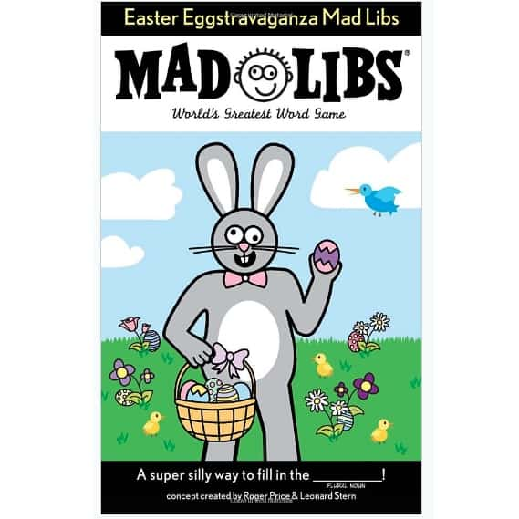 Easter Eggstravaganza Mad Libs Now .79
