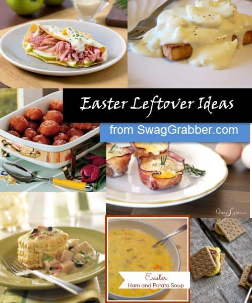 Recipes for Easter Leftovers