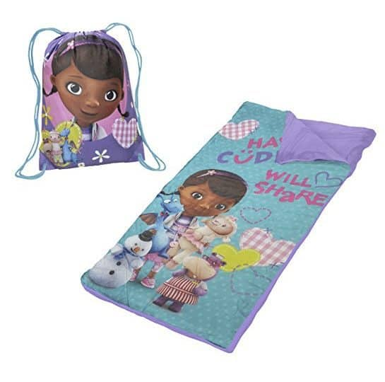 Amazon: Kids Slumber Bag Sets from $7.87