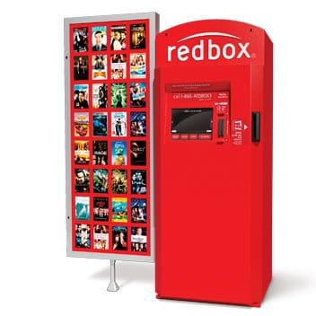 Redbox Rental Codes | Save .50 off Any Movie
