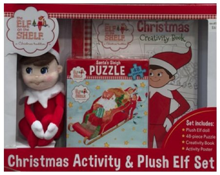 Costco: Elf on the Shelf Christmas Activity & Plush Elf Set Only $16.99 (Was $60)