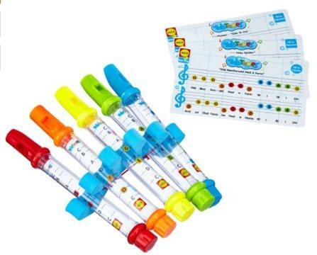ALEX Toys Bathtime Fun Water Flutes $6.94