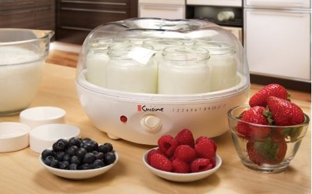 Euro Cuisine Yogurt Maker $20.99 (Was $50)