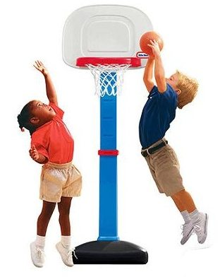 Little Tikes TotSports Easy Score Basketball Set Only $19.00