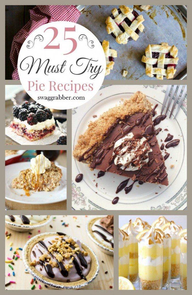 Pie recipes 1