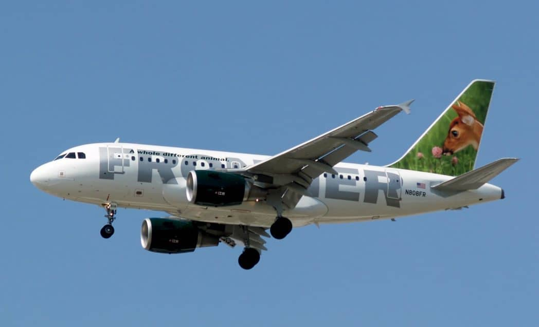 Frontier Airlines – One Way Fares from $24 **HOT**