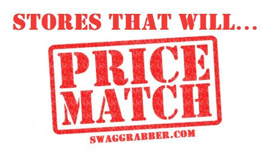 Price Matching:  Who does it?