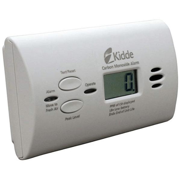 Kidde Carbon Monoxide Alarm with Digital Display $19.98 (Was $54.49)