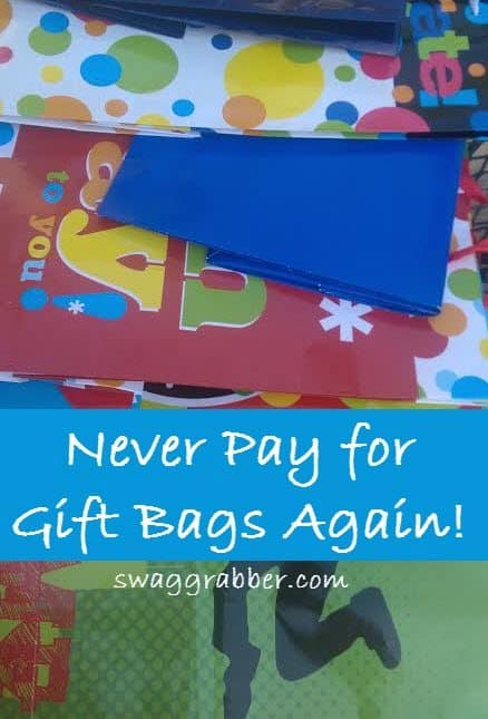 Never Pay for Gift Bags Again!