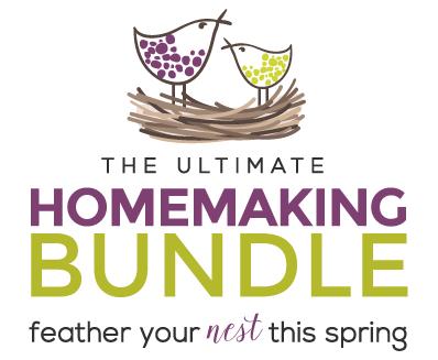 homemaking bundle