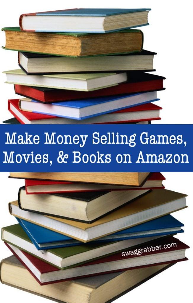 Make Money Selling Books, Movies, Games, & Music on Amazon