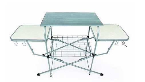 Camco Deluxe Grilling Table $39.86 (Was $141)
