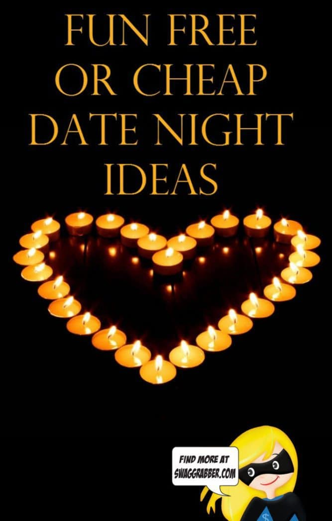 Over 100 Flirty, Fun and Free Date Night Ideas