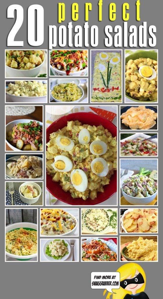 20 Perfect Potato Salad Recipes