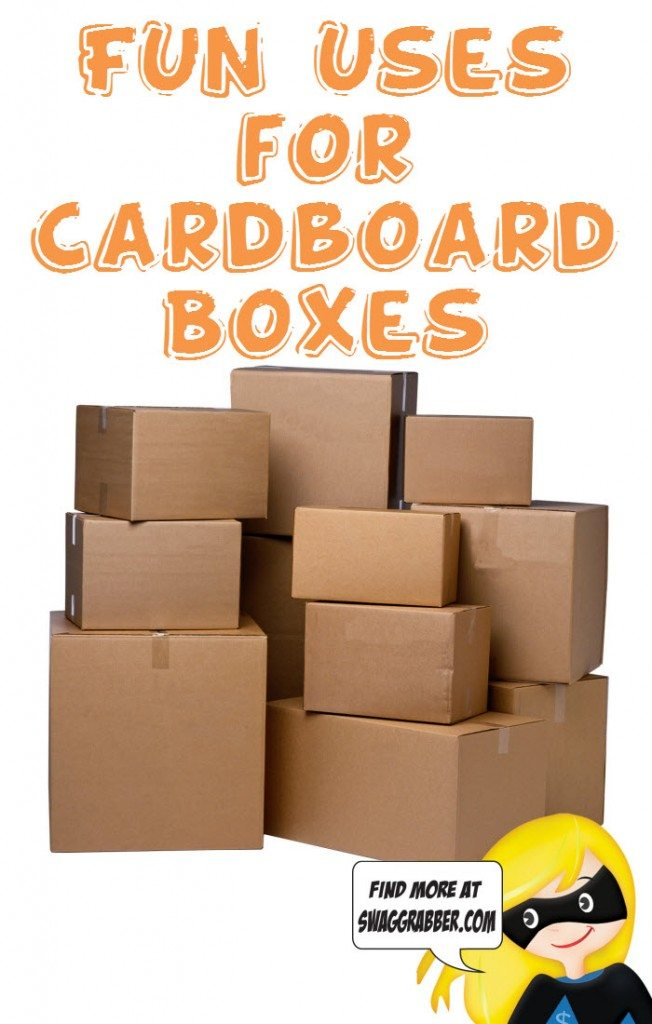 Fun Uses for Boxes **Indoor Activities**