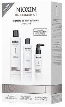 FREE Sample of Nioxin Shampoo & Conditioner