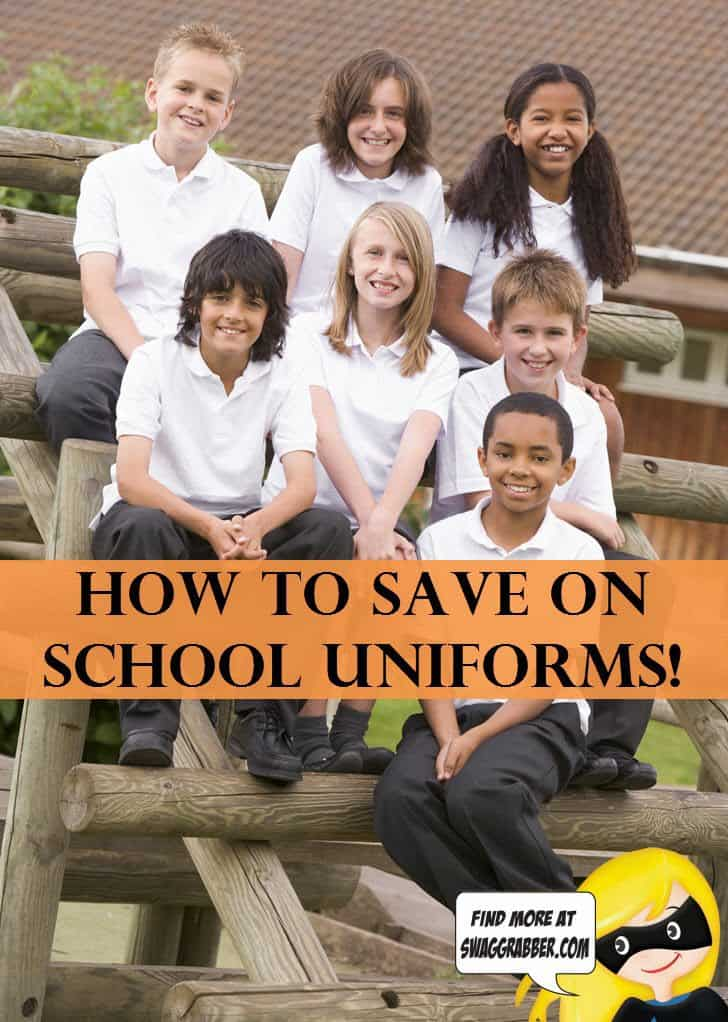 how to save on uniforms large