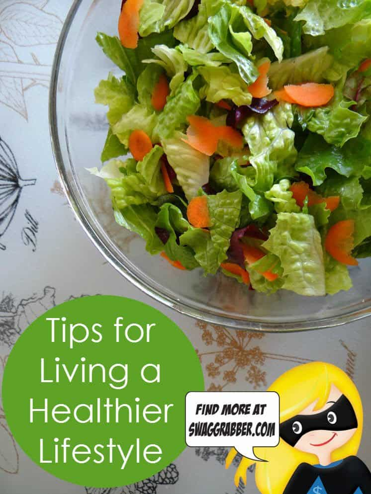 Tips for Living a Healthier Lifestyle