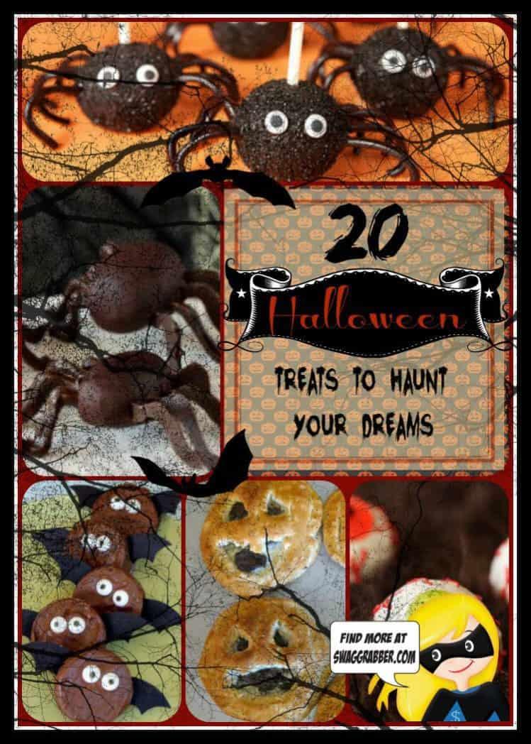 20 halloween treats