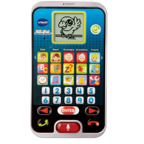VTech Call and Chat Learning Phone Only .50