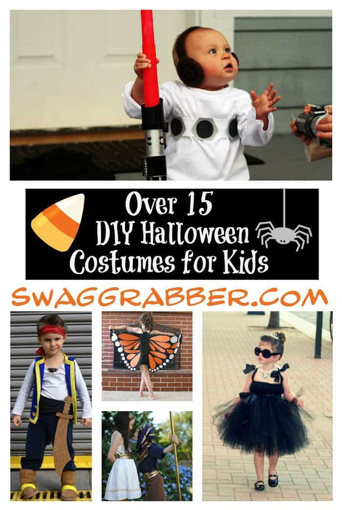 15 DIY Halloween Costumes - Make Your Own!
