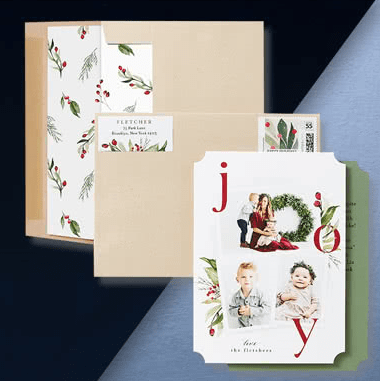 Tiny Prints is Offering 10 Cards for FREE - Just Pay Shipping