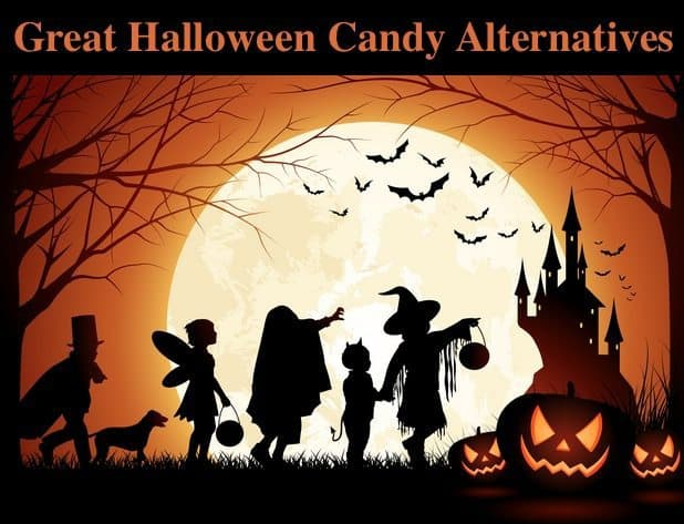 Great Alternatives to Halloween Candy