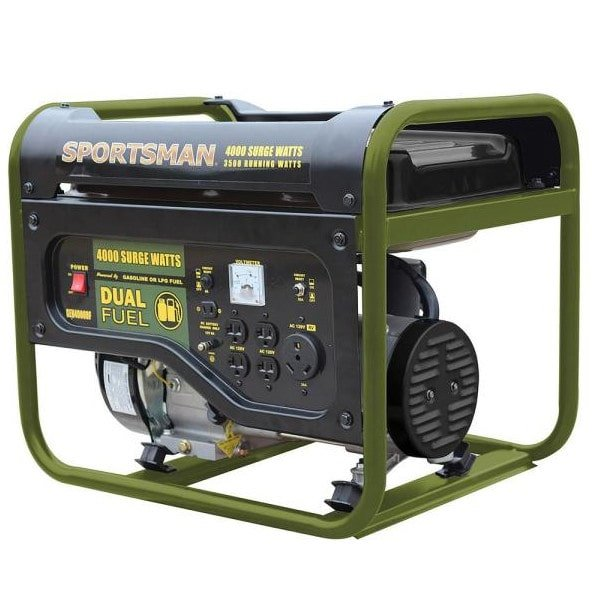 Save BIG on Portable Generators at Home Depot - Prices Start at 9
