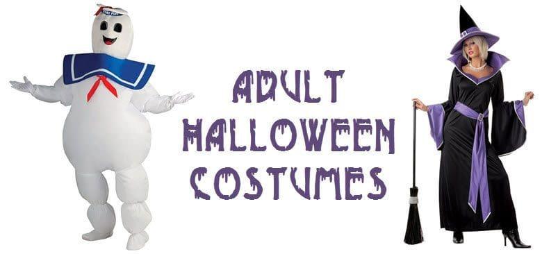 Adult Men's & Women's Halloween Costumes