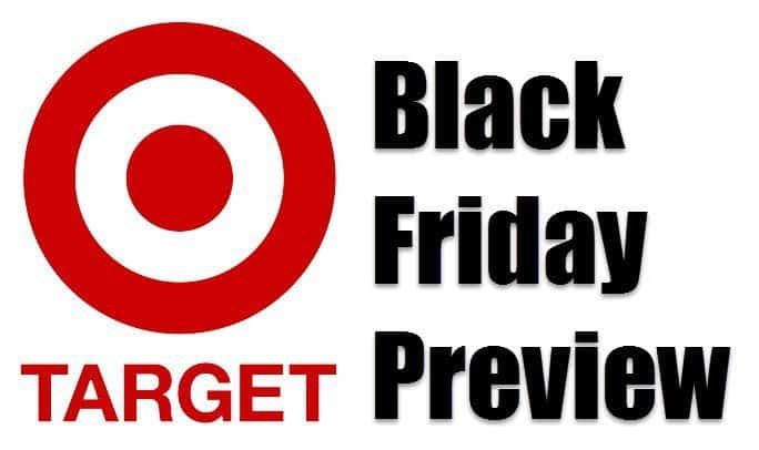 Target black friday deals today