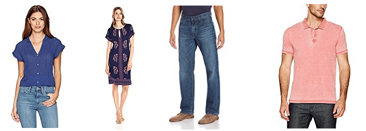 50% Off Lucky Brand Clothing, Shoes, & Accessories for Men & Women ** Today Only**