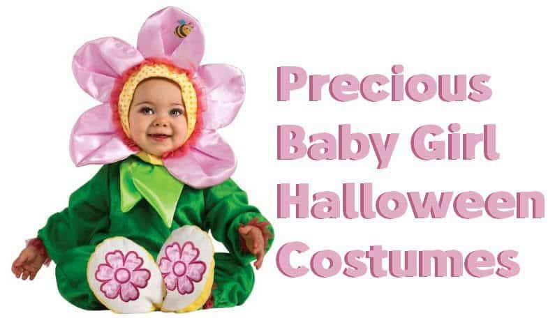 Precious Baby Girl Halloween Costumes