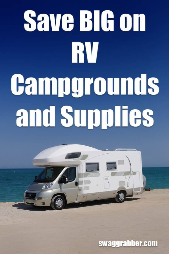 Ways to Save on RV Parks & Supplies