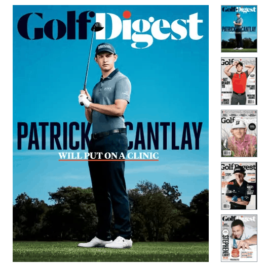 One Year Subscription to Golf Digest Only .95